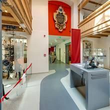 EMU Maschinensaal unten mit Kirchenschiff und Epitaph (360 Grad)