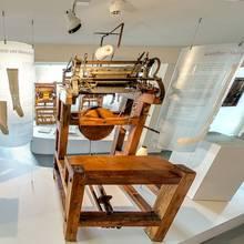 Das Esche-Museum verfügt über eine einzigartige Sammlung von Wirkstühlen