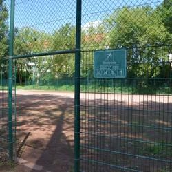 Spiel- und Bolzplatz am Großen Teich in Limbach-Oberfrohna
