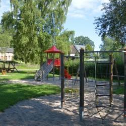 Spielplatz im Ortsteil Pleißa am Schulberg in Limbach-Oberfrohna