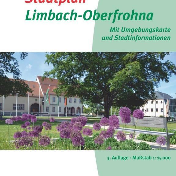 Titel Taschenstadtplan 2019