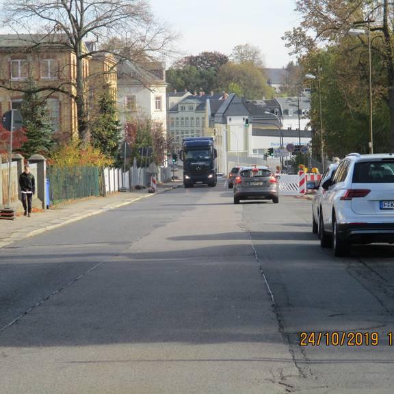 Weststraße Verkehr
