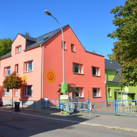 Kita Waldenburger Straße