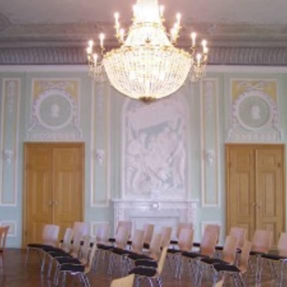 © 2005 - 2009 | www.limbach-oberfrohna.de | Festsaal Schloss Wolkenburg ©Stadt Limbach-Oberfrohna