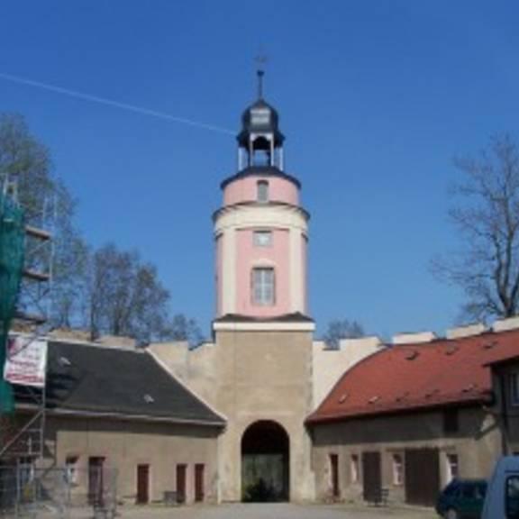 © 2005 - 2009 | www.limbach-oberfrohna.de | Torturm Schloss Wolkenburg ©Stadt Limbach-Oberfrohna